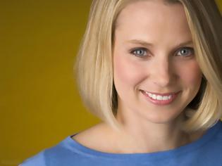 Φωτογραφία για Η Marissa Mayer στο τιμόνι της Yahoo