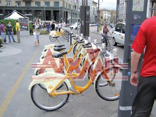 Φωτογραφία για Η Πάλαιρος αποκτά σύστημα κοινόχρηστων ποδηλάτων