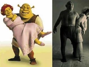 Φωτογραφία για ΔΕΙΤΕ: Φανταστικοί χαρακτήρες που βασίστηκαν σε πραγματικούς ανθρώπους