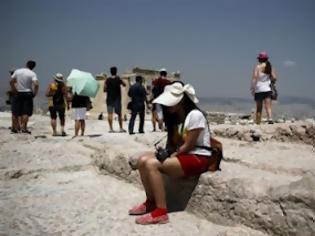 Φωτογραφία για Κατά 12,7% μειωμένες οι εισπράξεις από τον τουρισμό το πρώτο τρίμηνο του 2012
