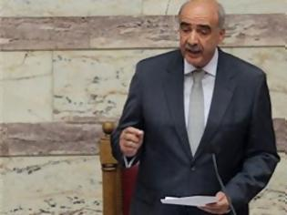 Φωτογραφία για Ευ. Μεϊμαράκης: Δεν κλείνει το κανάλι της Βουλής