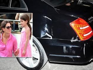 Φωτογραφία για Η Κέιτι Χολμς τράκαρε στη Νέα Υόρκη