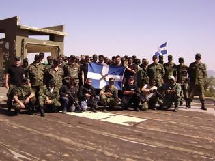 Φωτογραφία για Εκπαιδευτικό πρόγραμμα της Ελληνικής Ομάδας Δράσης Ε.Ο.Δ. - Μονάδας Εφέδρων Καταδρομών Μ.Ε.Κ.