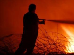 Φωτογραφία για Ξέφυγε η φωτιά στη Πάτρα πάει προς Καστρίτση!