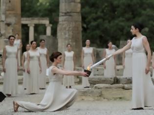 Φωτογραφία για Απίστευτο θράσος των Τούρκων - Διεκδικούν την Oλυμπιακή Φλόγα!