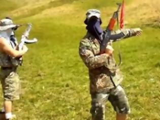 Φωτογραφία για BINTEO-ΠΡΟΚΛΗΣΗ από Αλβανούς:Έτσι θα σας κάψουμε όλους σας