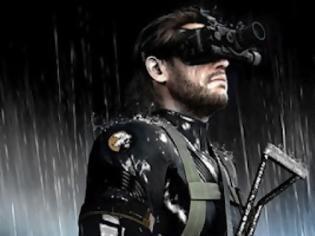 Φωτογραφία για Το Metal Gear επιστρέφει με νέο τίτλο και ταινία [video]