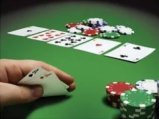 Φωτογραφία για Όχι μόνο έπαιζαν παράνομα πόκερ αλλά έβαζαν και στοιχήματα
