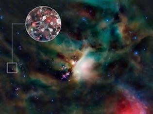 Φωτογραφία για Ανακαλύφθηκε ζάχαρη γύρω από άστρο σαν τον ήλιο