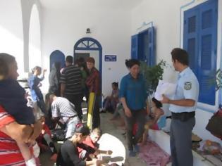 Φωτογραφία για Εκτός ελέγχου η λαθρομετανάστευση στην Σύμη
