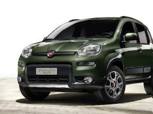 Φωτογραφία για New 2013 Fiat Panda 4x4