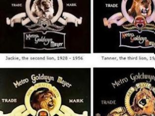 Φωτογραφία για Πώς «γεννήθηκε» το λιοντάρι της MGM;