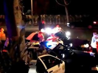 Φωτογραφία για ΑΠΙΣΤΕΥΤΟ ΒΙΝΤΕΟ: Αυτά μόνο στην Αμερική γίνονται! Αστυνομική επιχείρηση μαμούθ για...