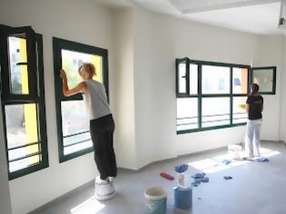 Φωτογραφία για Διευθετούνται και οι τελευταίες λεπτομέρειες στα σχολεία δήμου Νεάπολης-Συκεών