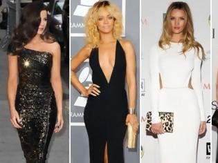 Φωτογραφία για ΔΕΙΤΕ: Αυτές είναι οι stars με το πιο sexy style!