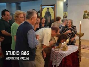 Φωτογραφία για Το Άργος εόρτασε την ανακομιδή των ιερών λειψάνων του Αγίου Νεκταρίου