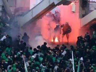 Φωτογραφία για Αυτούς κατηγορεί η αστυνομία μεταξύ άλλων για τα επεισόδια στο ΟΑΚΑ [ΦΩΤΟ]