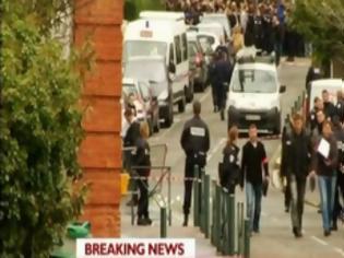 Φωτογραφία για Νεκρός ο ισλαμιστής δολοφόνος παιδιών στη Γαλλία...