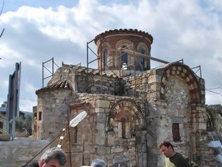 Φωτογραφία για Συντήρηση–αποκατάσταση και ανάδειξη Βυζαντινού Ναού στο Ρέθυμνο...