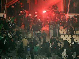 Φωτογραφία για Ρίχνει τις ευθύνες στην αστυνομία ο ΠΑΟ