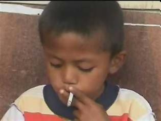 Φωτογραφία για Τον απέβαλαν απο το σχολείο γιατί κάπνιζε 25 τσιγάρα την ημέρα