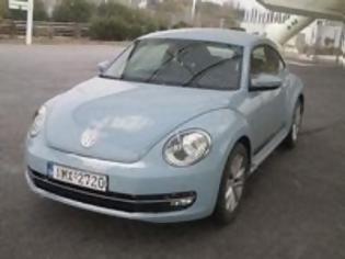 Φωτογραφία για Nέο VW Beetle 1,2 TSI