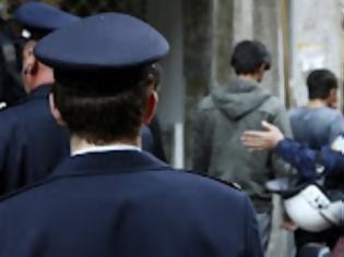 Φωτογραφία για Επιχείρηση – «σκούπα» στο κέντρο της Αθήνας