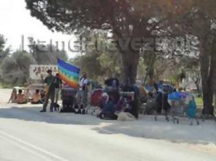 Φωτογραφία για Οι Ιντιγνάδος έφτασαν στην Πρέβεζα [video]