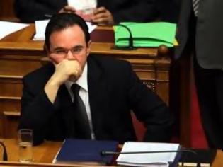 Φωτογραφία για Ο πρ. υπουργός ΔΝΤ κ. Παπακωνσταντίνου απέναντι στον καθηγητή Κοντογιώργη [video]