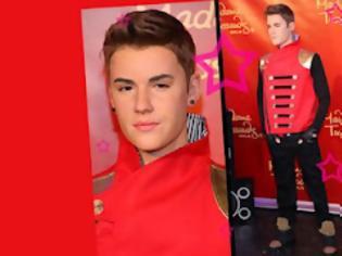 Φωτογραφία για Το νεο -τρομακτικό- κέρινο ομοίωμα του Justin Bieber!