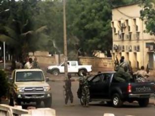 Φωτογραφία για Έκλεισαν τα σύνορα στο Μάλι