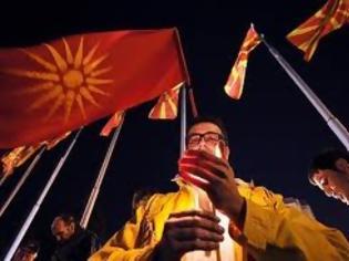 Φωτογραφία για Οι Αλβανοί του Τετόβου αντιδρούν στη Μεγάλη Μακεδονία