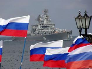 Φωτογραφία για FT:''Η κρίση ωθεί την Ελλάδα στην αγκαλιά της Ρωσίας''