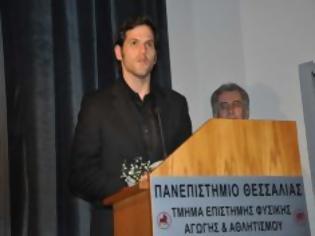 Φωτογραφία για Τιμήθηκαν από το ΤΕΦΑΑ οι… σούπερμαν των Τρικάλων Γιώργος - Ιωάννης Τσιάνος και Στέλιος Βάσκος