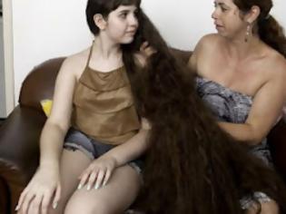 Φωτογραφία για Θα κουρευτεί για πρώτη φορά στα 12 και θα πουλήσει τα μαλλιά της για 3.500 λίρες!
