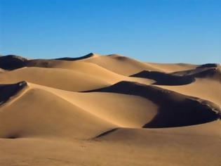 Φωτογραφία για Πώς δημιουργείται η κινούμενη άμμος;