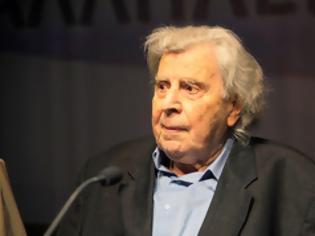 Φωτογραφία για Δεν θα κατέβει στις εκλογές ο Μίκης Θεοδωράκης