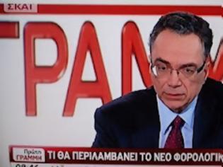 Φωτογραφία για Η. Πλασκοβίτης: Δε δεσμευτήκαμε για φορολογική ασυλία στα αυθαίρετα...