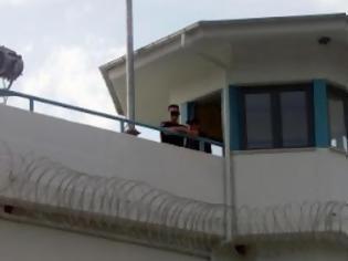 Φωτογραφία για Κρατούμενος δεν θέλει να αποφυλακιστεί