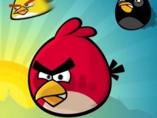 Φωτογραφία για Διαθέσιμο το Angry Birds Space
