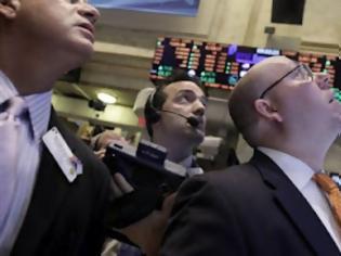 Φωτογραφία για Πτώση στη Γουόλ Στριτ και τα ευρωπαϊκά χρηματιστήρια την Πέμπτη