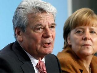 Φωτογραφία για Ορκίστηκε ο νέος πρόεδρος της Γερμανίας…