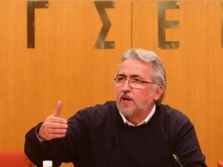 Φωτογραφία για Παναγόπουλος σε Μέρκελ: Γενοκτονία η λιτότητα