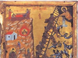 Φωτογραφία για Ο άγιος Ιωάννης ο Σιναΐτης και η «Κλίμακα Θείας Ανόδου»