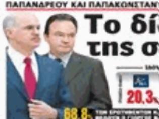 Φωτογραφία για Νέα Δημοσκόπηση MRB για την REAL NEWS