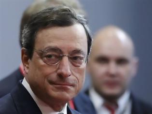 Φωτογραφία για Ντράγκι: «Οι Έλληνες πρέπει να δεχτούν ένα χαμηλότερο επίπεδο διαβίωσης»!