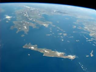 Φωτογραφία για Η ομορφότερη χώρα του κόσμου, όπως φαίνεται από το Διάστημα!