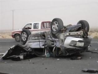 Φωτογραφία για Ατύχημα που κόβει την ανάσα…(βιντεο)
