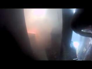 Φωτογραφία για Κάμερα από το κράνος πυροσβέστη (βιντεο)