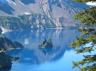 Φωτογραφία για Πανέμορφη λίμνη που… σκοτώνει!